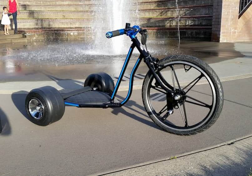 Restored Drift Trike